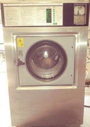 Wascomat 35 Pound Coin Laundry Washer Used, Tested Good