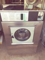Wascomat Digital 50 Pound Coin Laundry Washer Used, Tested Good