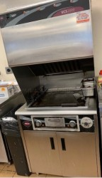 Wells VCS-2000 Ventless Griddle Used, Tested Good